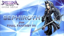 DISSIDIA FINAL FANTASY OPERA OMNIA – Sephiroth - thumbnail