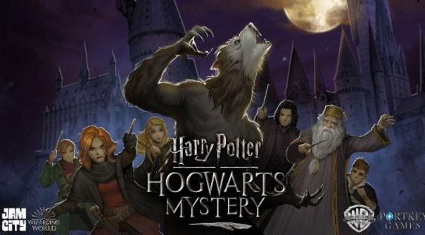 Harry Potter Halloween -image