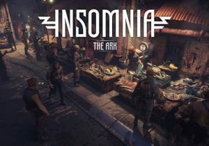 Insomnia: The ARK Game Profile Image