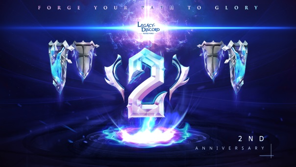 Legacy of Discord - second anniversary -image