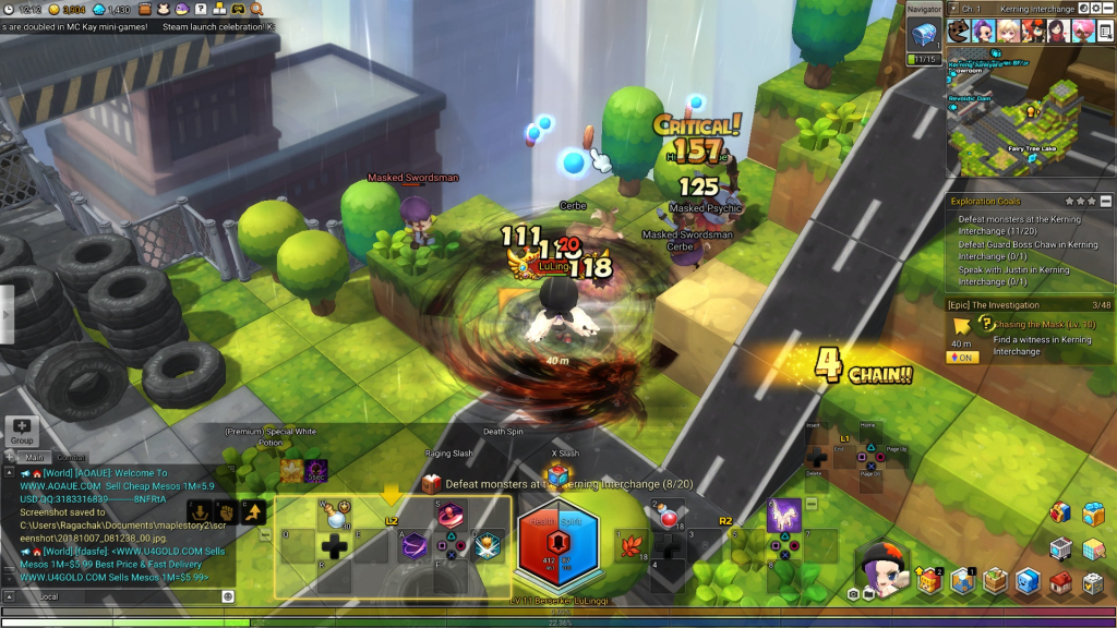 MapleStory 2 Screenshot