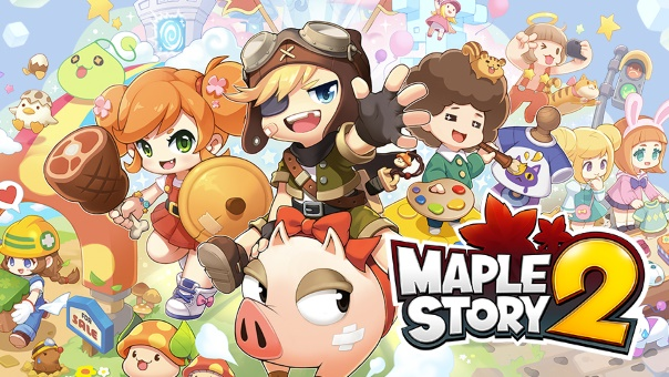 MapleStory 2 Ten Reasons Header
