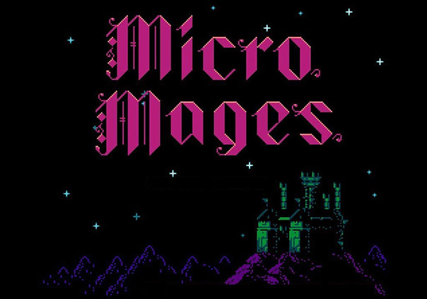 Micro Mages Game Profile Image