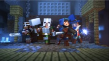 Minecraft_ Dungeons – Announce Trailer -thumbnail