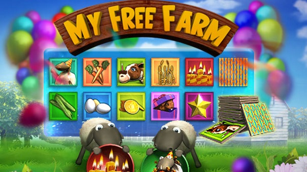 My Free Farm 9th Birthday - image