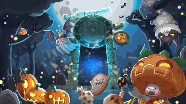 Netmarble Halloween News -image