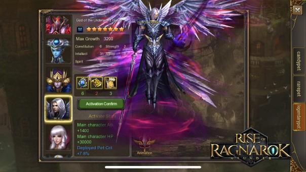 Rise of Ragnarok - New Update