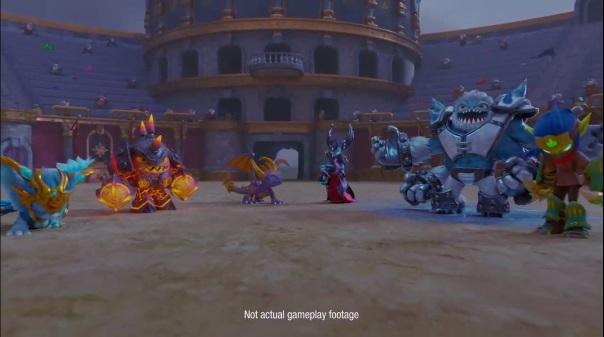 Skylanders Ring of Heroes - image