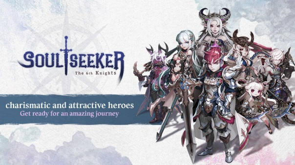 Soul Seeker - The Sixth Knights - image