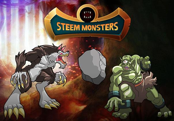 Steem Monsters Game Profile Image