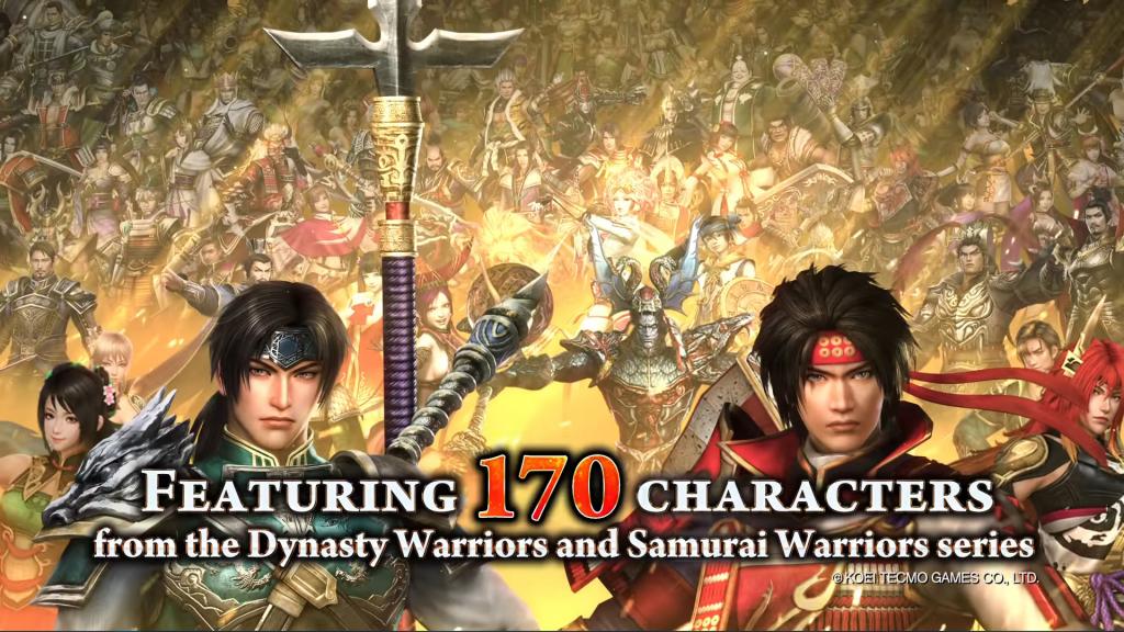 Warriors Orochi 4 Video Thumbnail