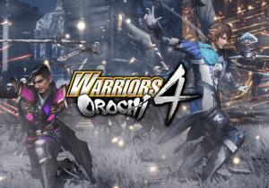 Warriors Orochi 4 Game Profile Image