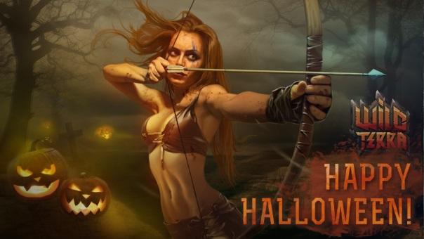 Wild Terra - Halloween Update -image