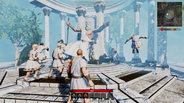 Zeus Battlegrounds Preview - image