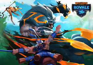 Battlerite Royale Game Profile Image