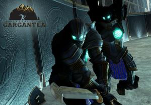 Swords of Gargantua Game Profile Banner