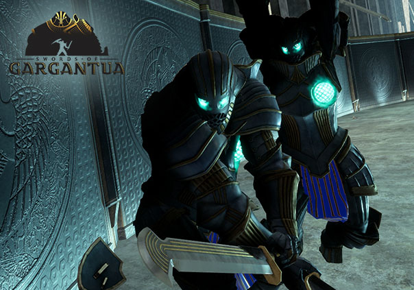 Swords of Gargantua Game Profile Banner