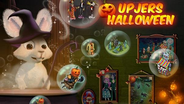 upjers Halloween 2018 - image