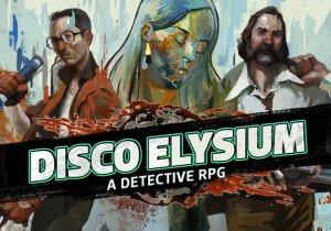Disco Elysium Game Profile Image