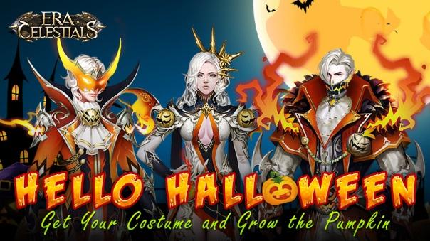 EOC Halloween Event -image