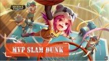 Heroes Evolved_ Una Skin, MVP Slam Dunk - thumbnail