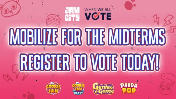 Jam City - Voting -image