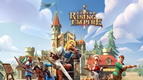Legend Rising Empire -image