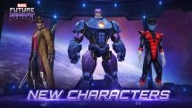 [MARVEL Future Fight] October Update! X-Men vs Sentinel! - thumbnail