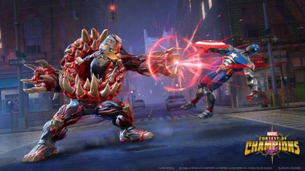Marvel Contest of Champions - Venom the Duck - image
