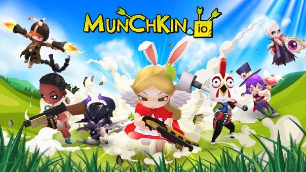 Munchkin.io launch -image
