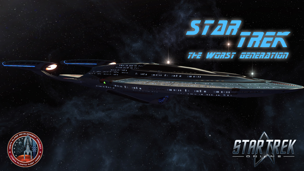 Star Trek The Worst Generation Episode 1 Thumbnail