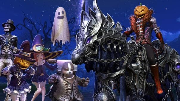 TERA - Halloween Event Console - image