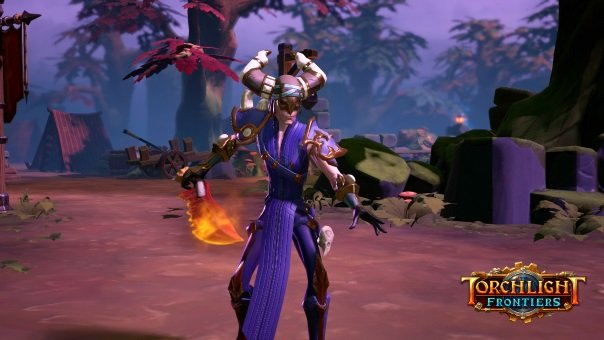Torchlight Frontiers - Relic Weapons -image