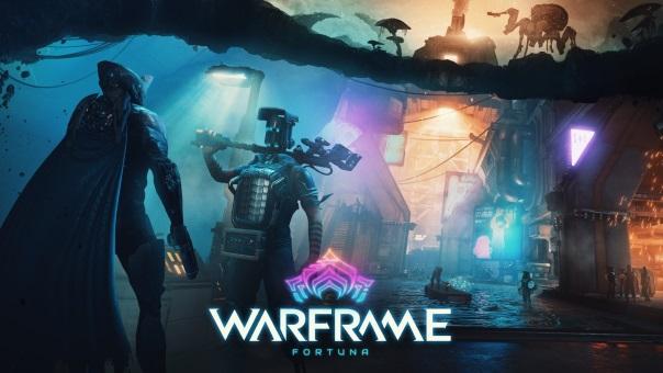 Warframe - Fortuna Announcement -image