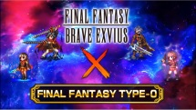 【FFBE】FINAL FANTASY TYPE-0 joins the fray!【Global】 -feature