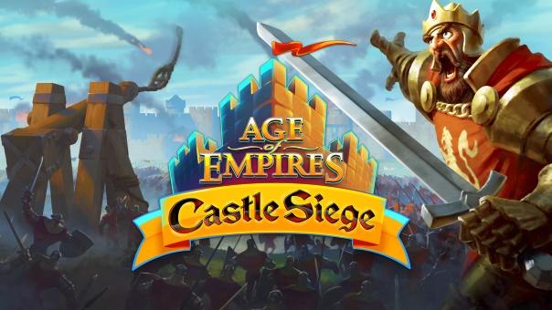 Age of Empires Castle Siege Promo Art