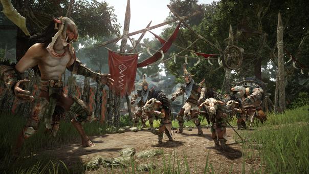 Black Desert Xbox One Open Beta Screenshot