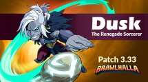 Brawlhalla Dusk and the Orb Patch Notes