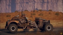 Crossout Adventure Mode Beta screenshot