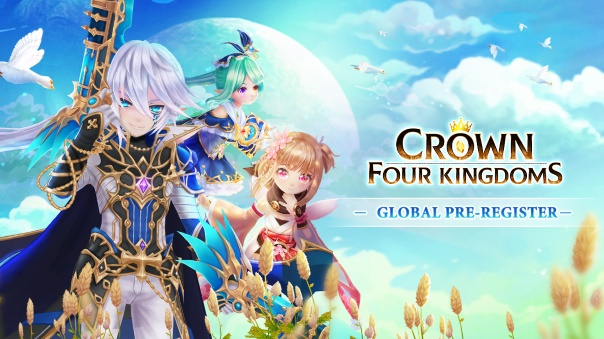 Crown Four Kingdoms Pre Registration
