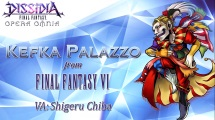 Dissidia Final Fantasy Opera Omnia Kefka Announcement Thumbnail