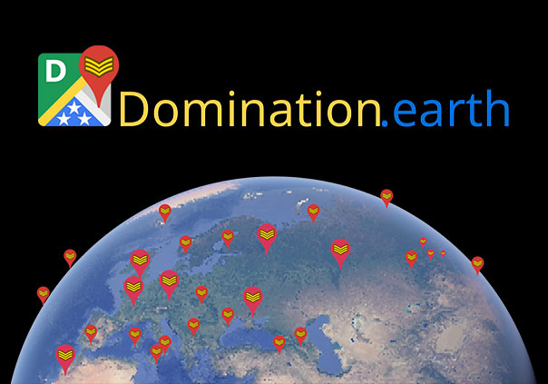 Domination Earth Game Profile Banner