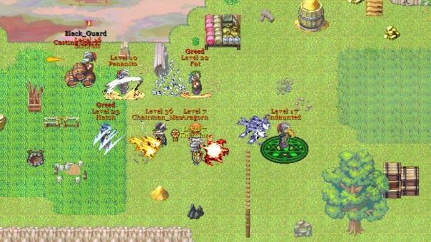 EverEmber Online Rerelease screenshot