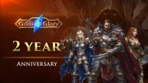 Gods & Glory 2nd Anniversary Screenshot