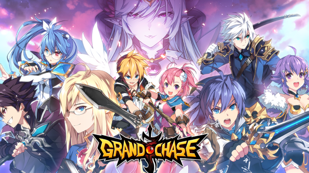 Grand Chase Dimensional Chaser launch