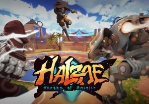 Halzae Heroes of Divinity Game Profile Banner