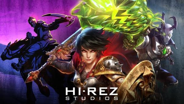 Hi Rez Expo Key Art