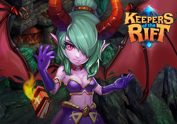Keepers of the Rift Game Profile Banner