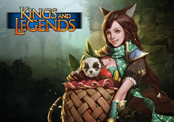 Kings and Legends Game Profile Banner