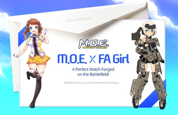 MOE FA Girl Crossover